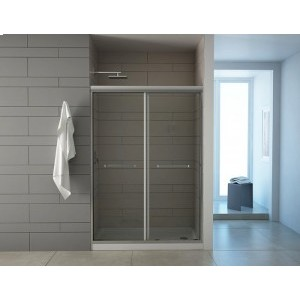 VOGUE - Double Sliding  Shower Door