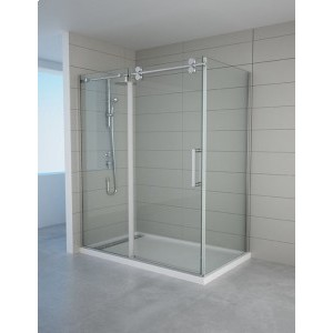 KOSMOS - Big Roller Shower Enclosure