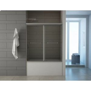 VOGUE - Double Sliding Tub Door